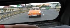 Volkswagen Karmann Ghia 1971 – cudowne auto Pana Andrzeja Probuckiego