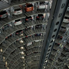 Miejsce kultu każdego automaniaka- Autostadt Wolfsburg