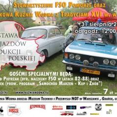 I Wystawa Pojazdów Produkcji Polskiej