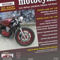"""Wystawa """"Różne Oblicza Motocykli"""" Galeria Przymorze"""