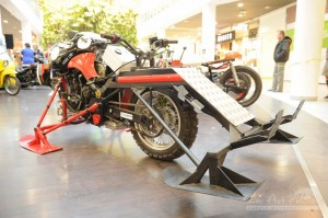 Motocykl Unimoto