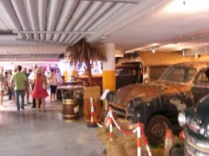 American Old Cars Muzeum w Kościerzynie