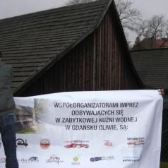 "WOŚP 2014- Kuźnia Wodna- ""Serce Kowala"""