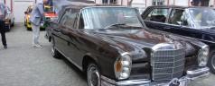 Coupe z pazurem – Mercedes W 111 coupe 280 SE z 1969r.