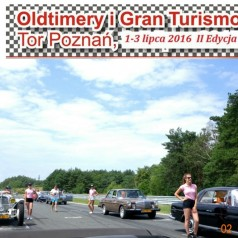 II Oldtimery i Gran Turismo Polonia  2016