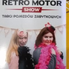 Retro Motor Show Poznań 2017