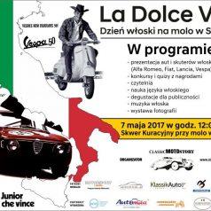 La Dolce Vita -dzień włoski w Sopocie 7.05.2017