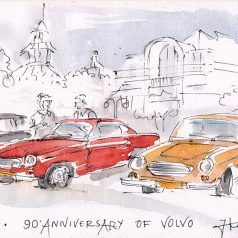 90 lat Volvo- Made by Sweden